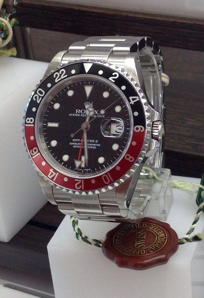 Rolex GMT - MASTER II ref 16710 - VENDUTO altri disponibili vedi descrizione