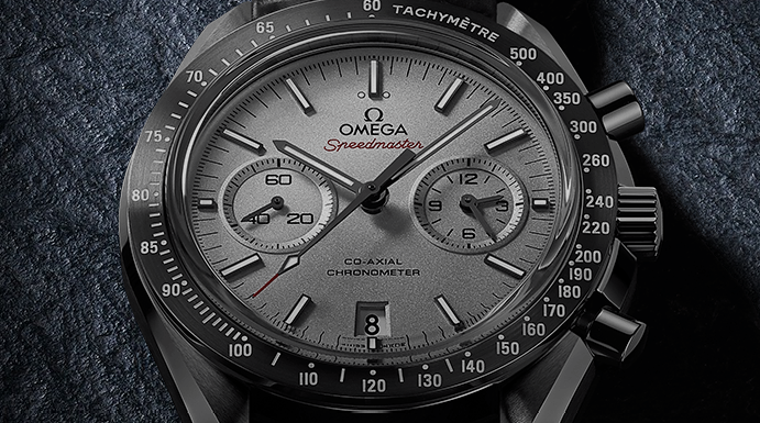 OMEGA MOONWATCH CO-AXIAL