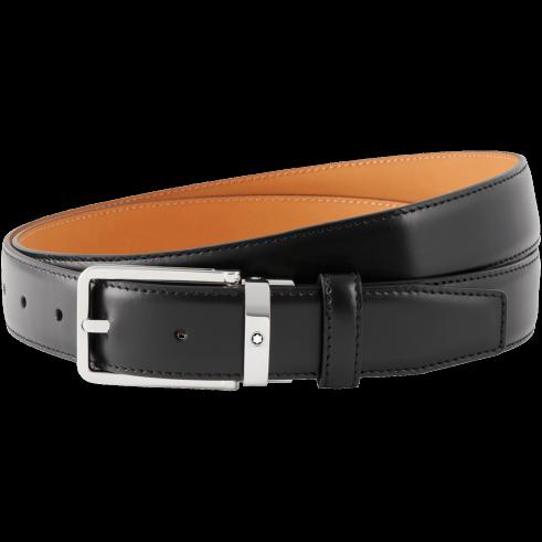 Cintura nera elegante su misura