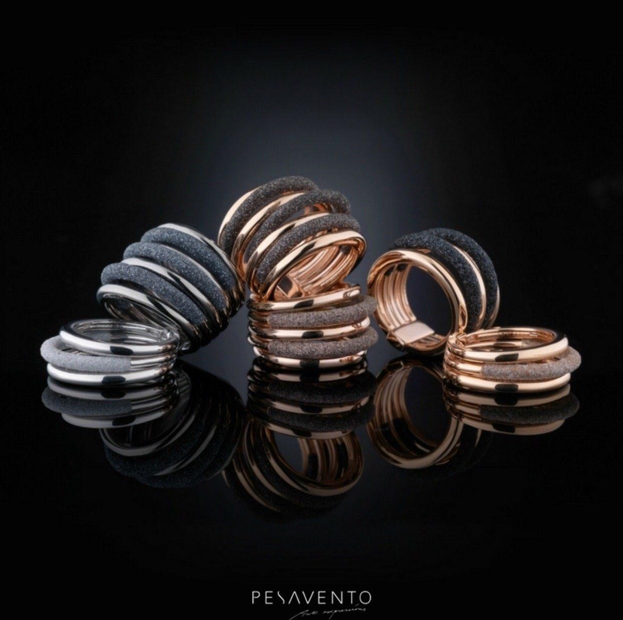 Nuova collezione di gioielli Pesavento