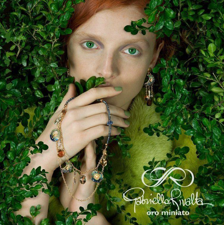 Gabriella Rivalta - Collezione Giardino Segreto