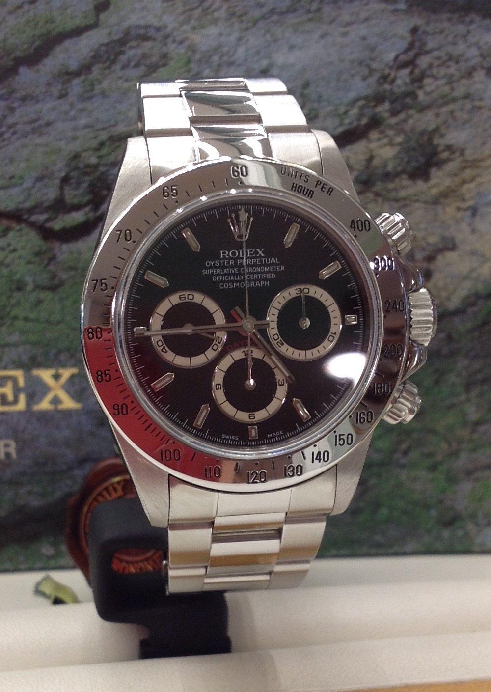 Rolex Daytona 16520  (movimento Zenith)   VENDUTO
