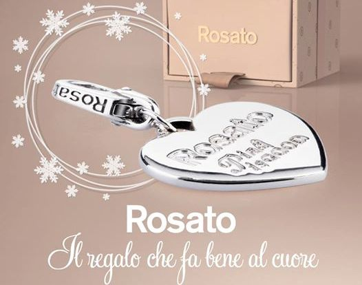 "SCEGLI LA SOLIDARIETA': CON ROSATO IN REGALO IL CHARM ""PINK IS GOOD"""