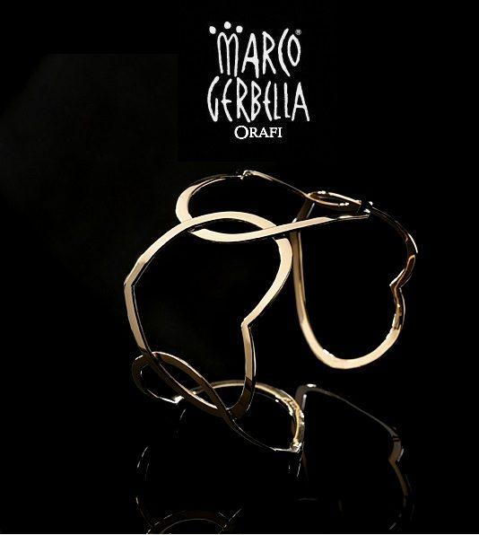 Marco Gerbella Orafi - Collezione Piccole Gioie - Bracciale in oro rosa 18 Kt