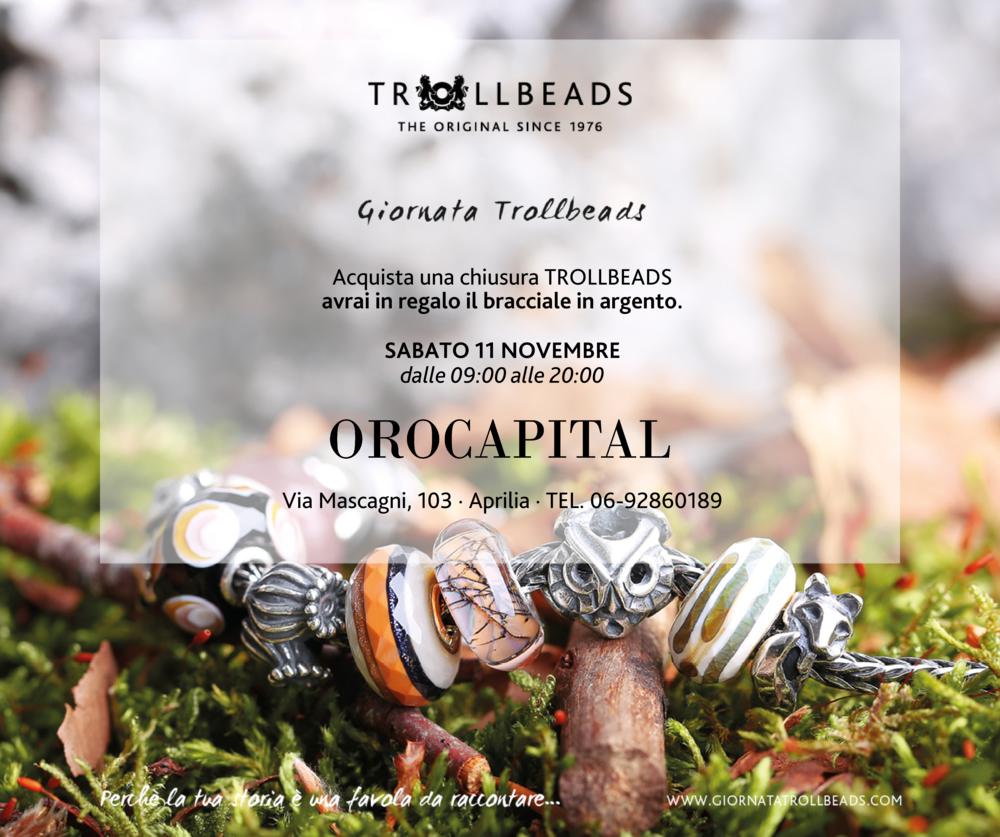 Giornata Trollbeads Orocapital