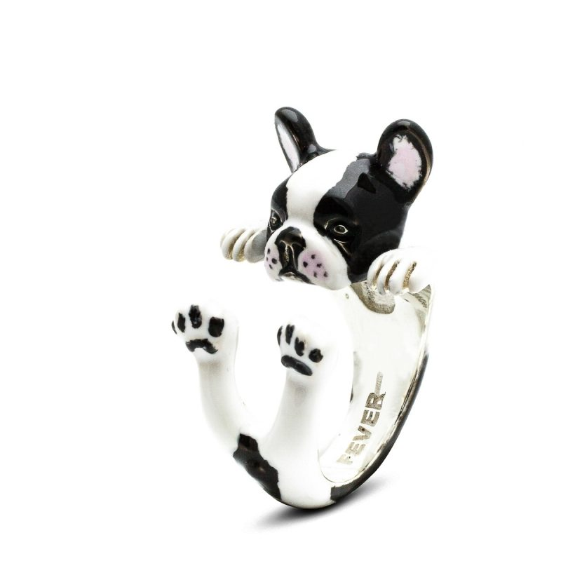 Dog Fever French Bulldog - Custom Hug Ring
