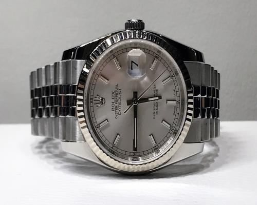 - ROLEX - <br> - DATEJUST - 36 MM -