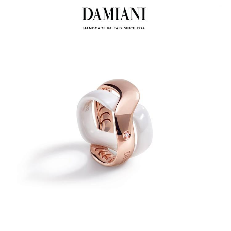 Anello Baci - Damiani