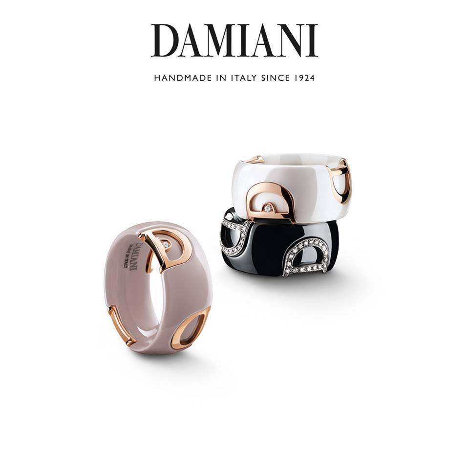 Anelli D.Icon - Damiani.