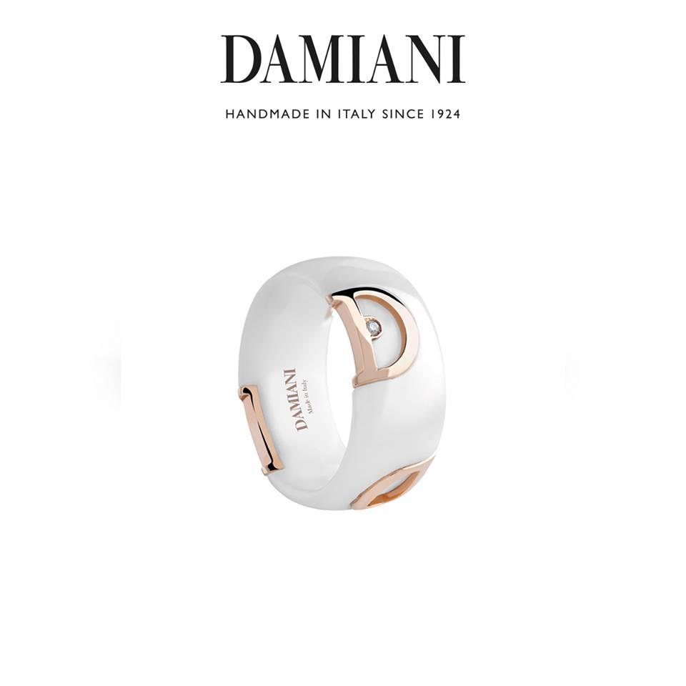 Anello D.Icon - Damiani.