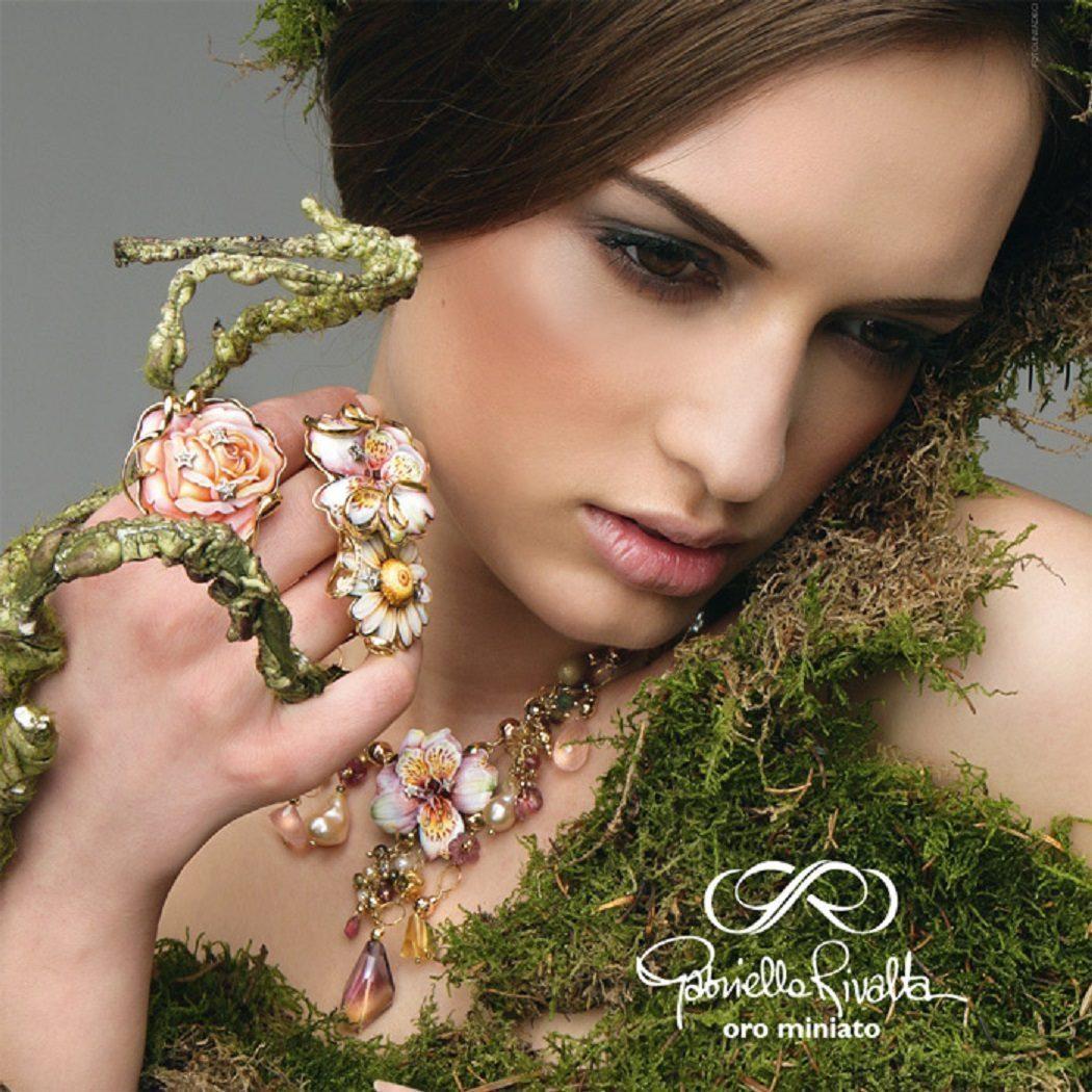 Gabriella Rivalta - Collezione Fiori