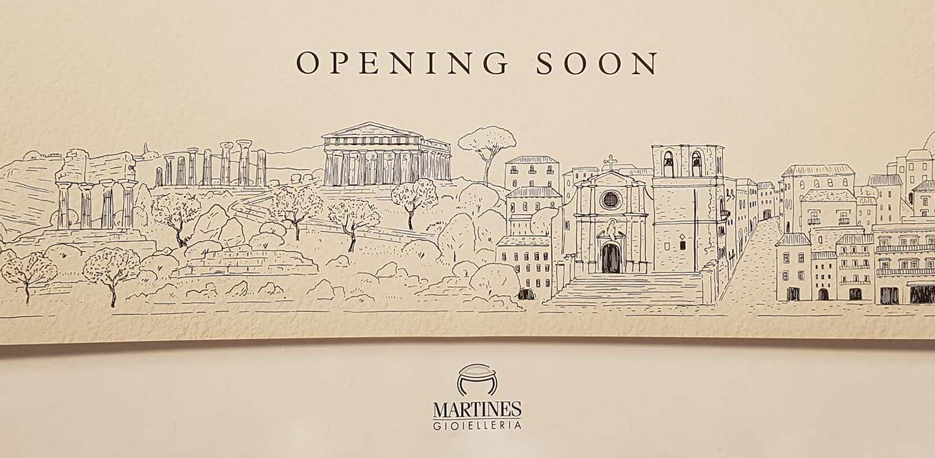 Opening Soon | Agrigento - 23 Settembre 2016