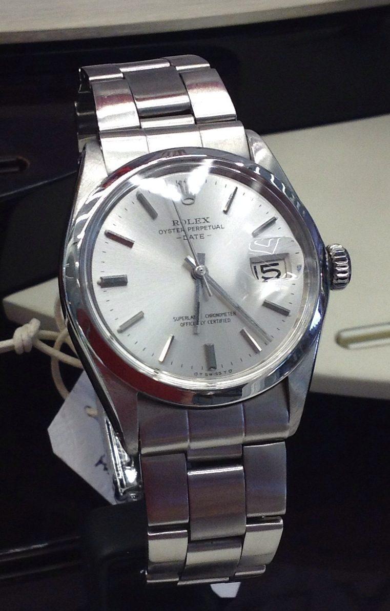 Rolex Date ref 1500 -  VENDUTO  - altri disponibili vedi descrizione