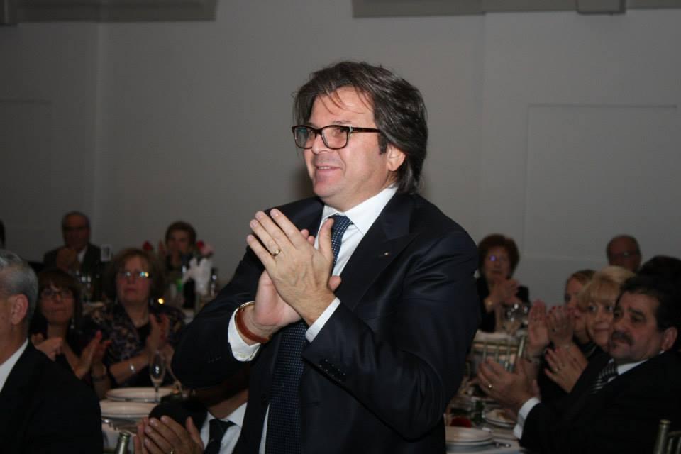 Sergio Mazzuca eletto Presidente della Unionorafi Calabria