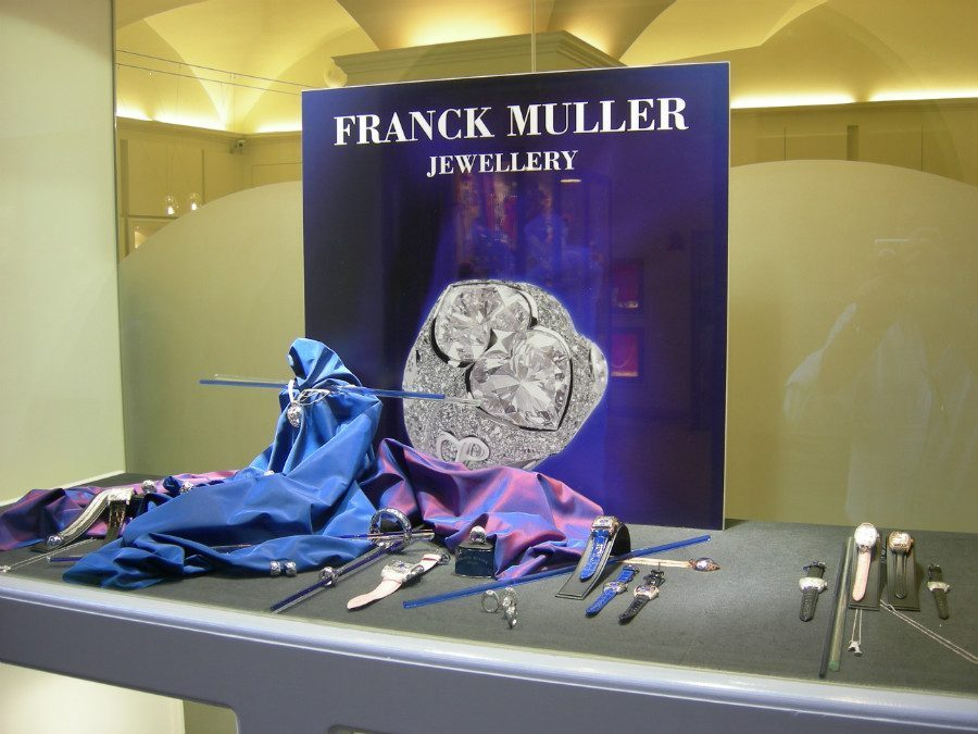 Evento Franck Muller 2006