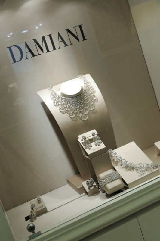 Damiani Masterpiece Couture 2014